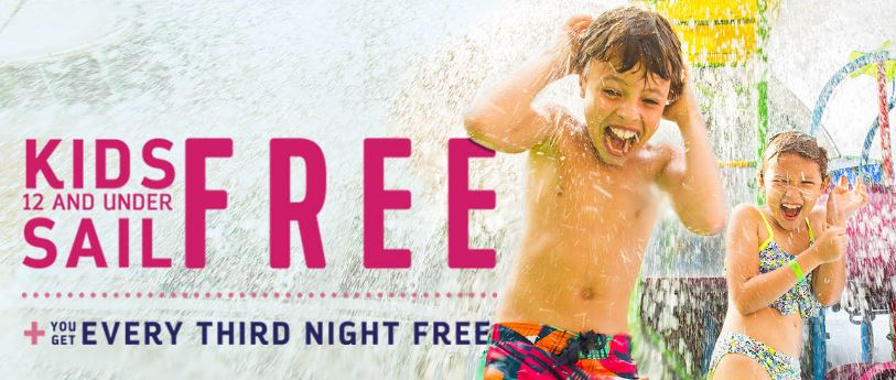 Royal Caribbean Kids Sail Free