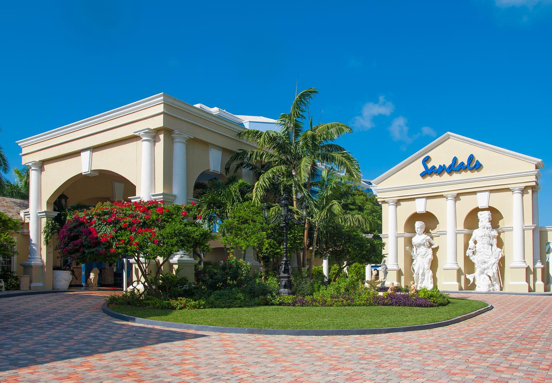 Bahamas Sandals Royal Hotel Booking
